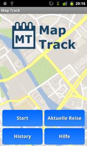 maptrackMenu